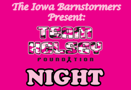 Team Kelsey Night